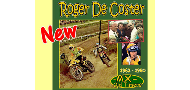 Roger de Coster par MX Old timers