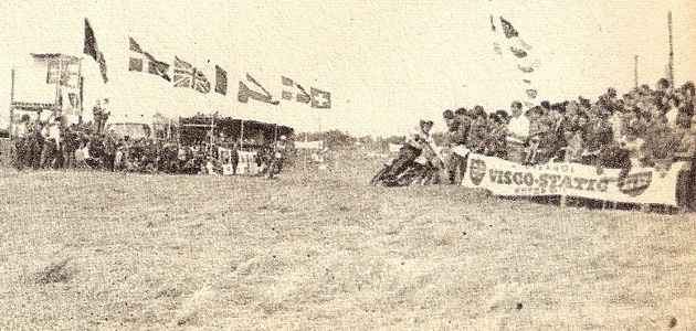 Motocross des Nations 1961. Partie 3