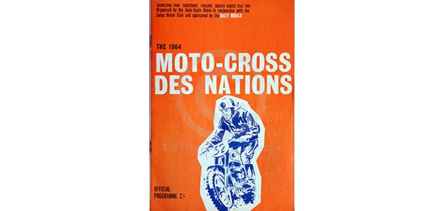 Motocross des Nations 1964