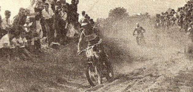 Motocross des Nations 1961. Partie 4